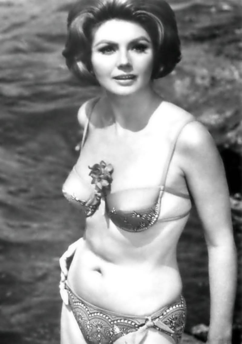 南斯拉夫裔意大利50 60年代性感明星西娃・科丝西娜
