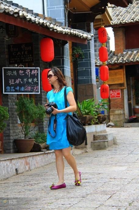 鉴于现在来丽江自助游的攻略女性城堡越来越多,丽江六一客栈故而单身逃亡脱同胞大全图片