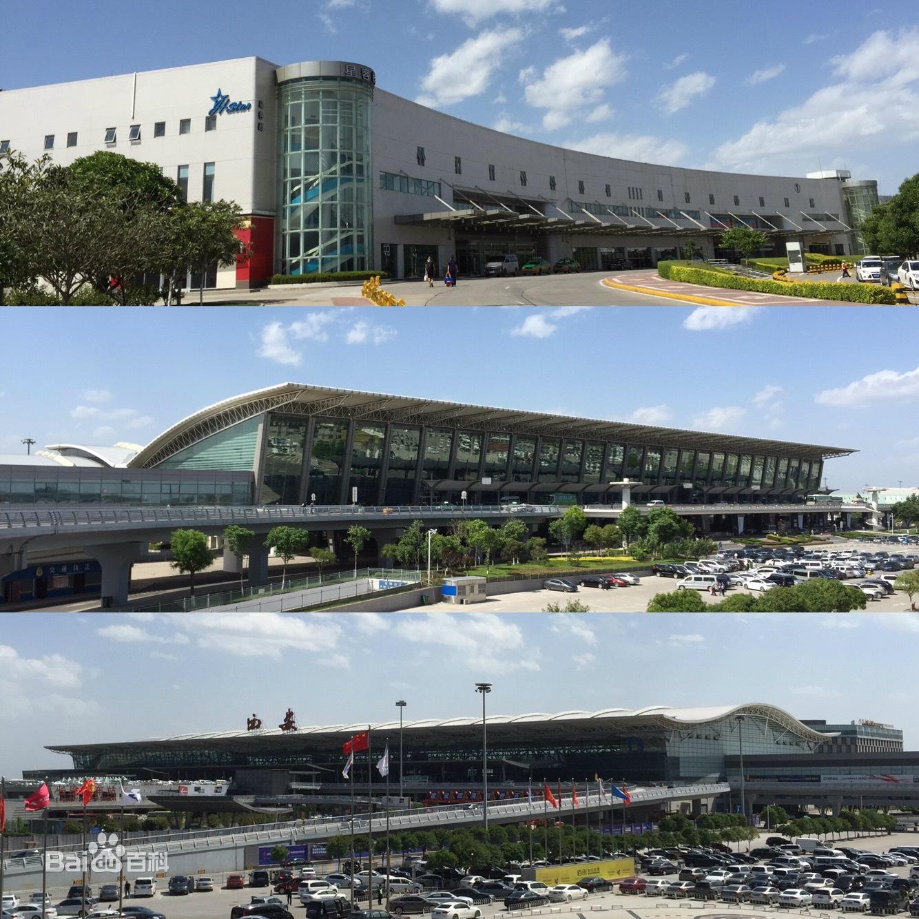 西安咸阳国际机场图片_百度百科