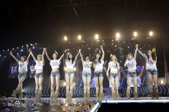 2014少女时代巡回演唱会