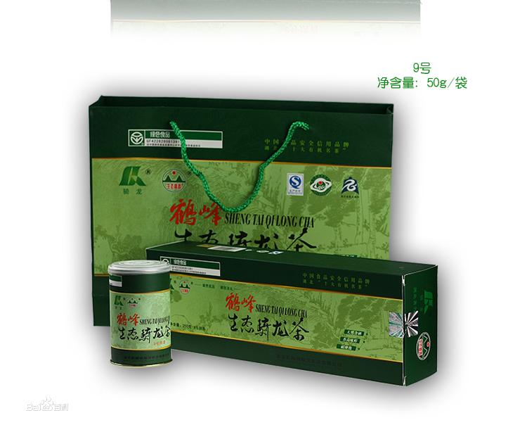 鹤峰骑龙茶