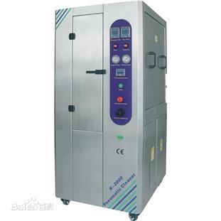 这款清洗机采用全气动方式,完全不接电源,所以没有起火的风险,过去图片
