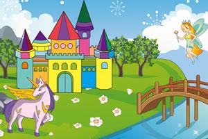 童话城堡设计