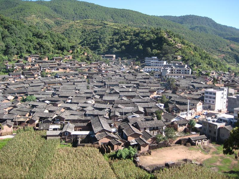 环州村图片