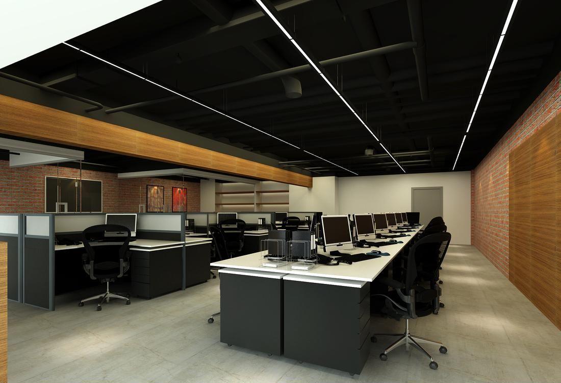 效果图办公室是为处理一种特定事务的地方或提供服务的地方,而办公室
