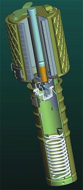 rgd-33手榴弹