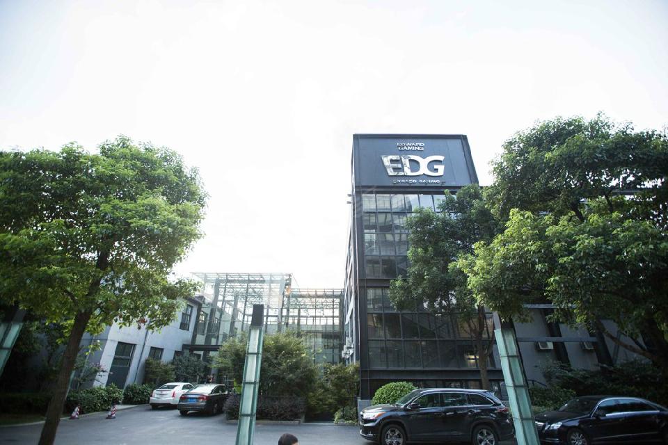 EDG电子竞技俱乐部图片_百度百科