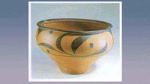 5厘米 高24厘米出处: 走进珍宝世界:中国古代饮食具年代: 新石器时代图片