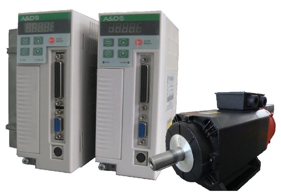 从最早的液压,气动到如今的电气化,由伺服电机,反馈装置与控制器组成图片