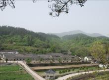 大悟县白果树湾纪念馆