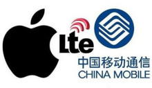 中国移动和苹果合作