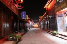 黄龙溪古镇街道