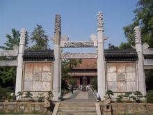 苏州碑刻博物馆风景照
