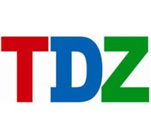 中国推动者计划TDZ三色字母标识