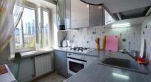 Apartment at Kievskaya