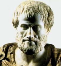 亚里士多德像