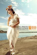 青摄影会馆婚纱摄影《碧云天阶》