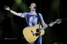 2011年8月18日詹姆斯·布朗特广州演唱会