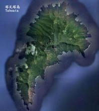 塔瓦塔岛地理图册