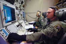 E-3预警机内部