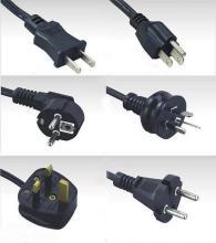世界各国电源插头