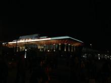 南宁东站夜景