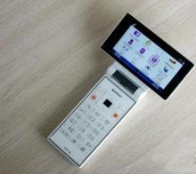 夏普sh0902c手机外观(二)