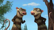 《冰河世纪2》里的负鼠