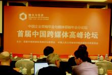2012中国企业领袖与媒体领袖年会分论坛照片
