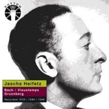 亚莎·海菲兹录制的经典音乐唱片(2)
