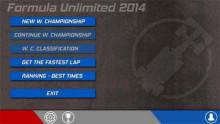 终极方程式2014游戏截图