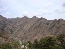 苏峪口国家森林公园风景