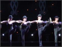 爱尔兰踢踏舞