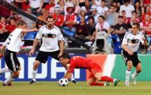 托马斯·希策尔斯佩格在国家队的表现