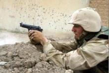 枪管暴露在外的M9