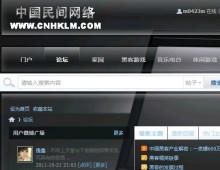 中国民间网络