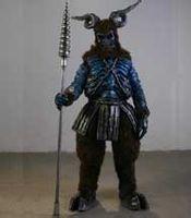 异能兽(《铠甲勇士》第一部里的主要怪物)图片