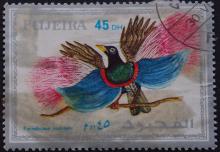 各国发行的极乐鸟邮票