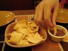 塔可钟的食物