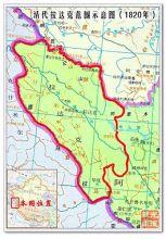 拉达克地图