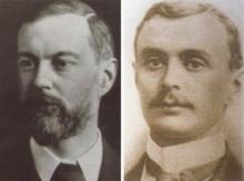 创始人:亨利·莱斯(左图)与查利·劳斯