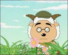 青少年时的慢羊羊