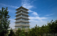 Chang An tower