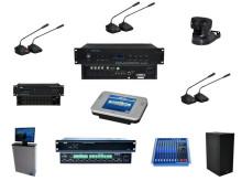 多媒体会议室系统设备