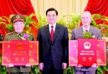 国家最高科学技术奖获得者吴孟超院士