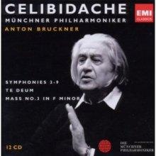 安东·布鲁克纳音乐录音CD(1)