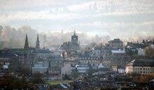古苏格兰王国的王城斯特林