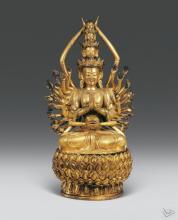观音菩萨坐像