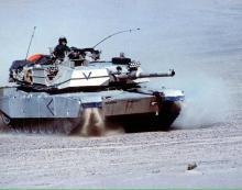 M-1坦克