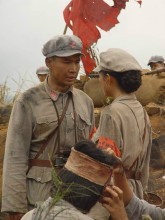 《红色娘子军》剧照